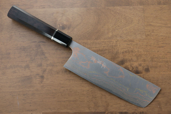 Kanetsune VG10 33 Layer Damascus Gyuto Japanese Chef Knife 240mm with Plywood handle