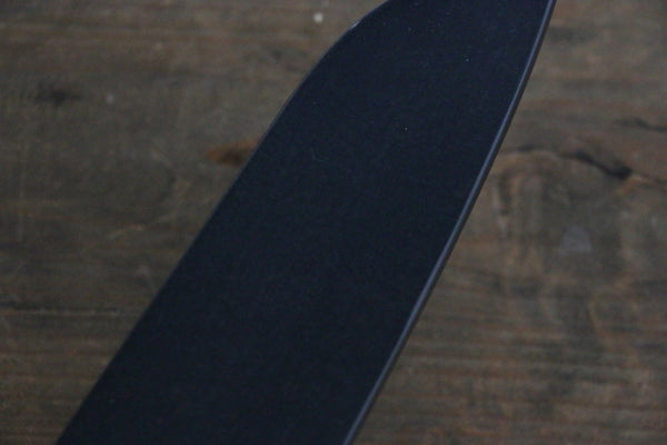 Black Saya Sheath for Gyuto Knife with Plywood Pin 210mm - Seisuke Knife