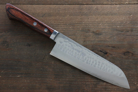 Kanetsune VG2 Santoku Japanese Chef Knife 180mm