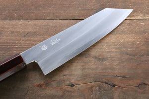 Seisuke Silver Steel No.3 Bunka Japanese Knife 165mm with Lacquered Handle - Seisuke Knife