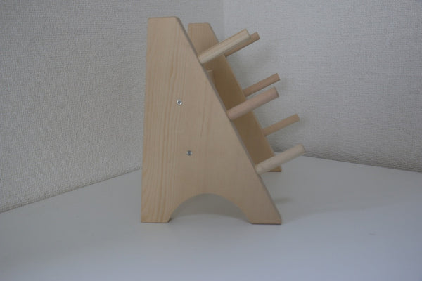 Knife tower rack for 3 knives - Seisuke Knife