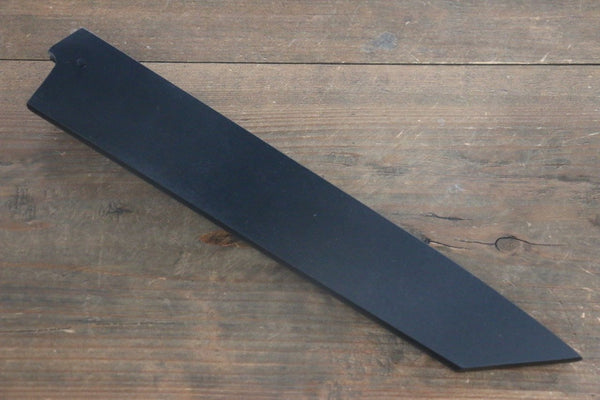 Black Saya Sheath for Kiritsuke Yanagiba Knife with Plywood Pin-270mm - Seisuke Knife