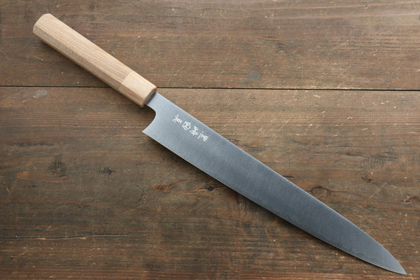 Makoto Kurosaki R2/SG2 Sujihiki Japanese Chef Knife 270mm with Japanese Cherry Wood Handle