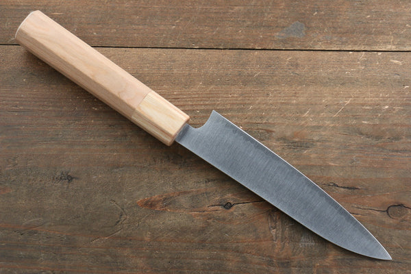 Makoto Kurosaki R2/SG2 Petty-Utility Japanese Chef Knife 135mm with Japanese Cherry Wood Handle - Seisuke Knife