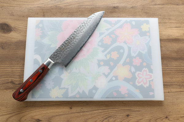 Cutting board (Kaga Yuzen Print)