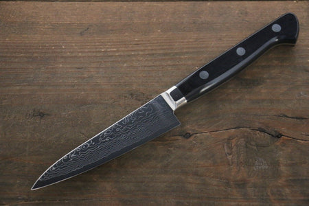 Iseya 33 Layer Damascus Petty Utility Japanese Chef Knife 80mm