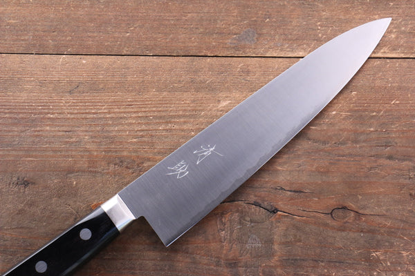 Seisuke VG10 Gyuto Japanese Knife 210mm Black Pakka woodHandle - Seisuke Knife