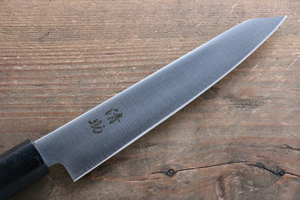 Seisuke Molybdenum Vanadium Kiritsuke Petty-Utility Japanese Knife 150mm with Shitan Handle