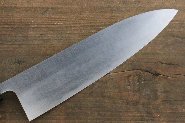 Ogata White Steel No.2  Damascus Gyuto Japanese Knife 210mm with Shitan Rosewood Handle