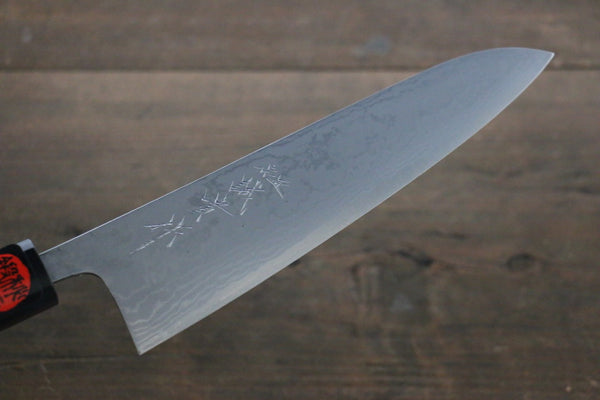 Shigeki Tanaka Blue Steel No.2  17 Layer Damascus Gyuto Japanese Chef Knife 180mm - Seisuke Knife
