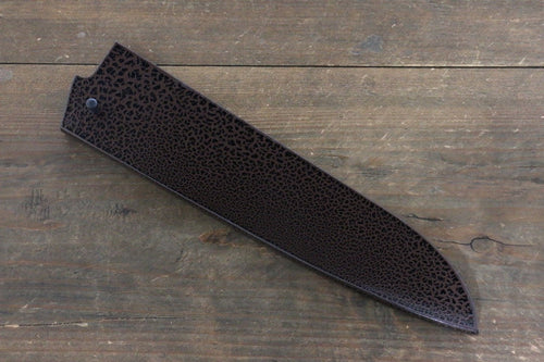 Matsukawa Saya Sheath for Gyuto Knife with Plywood Pin 210mm