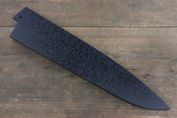 SandPattern Saya Sheath for Gyuto Chef's Knife with Plywood Pin-300mm
