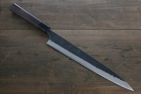 SandPattern Saya Sheath for Sujihiki-Slicer Knife with Plywood Pin-270mm
