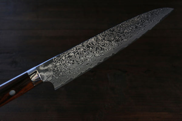 Takeshi Saji Kinife R2 with Iron Wood Handle -Petty 135mm