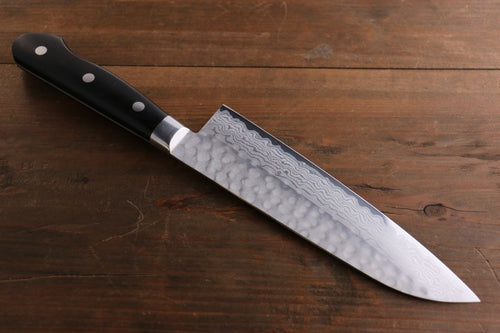 Seisuke VG10 19 Layer Damascus Santoku Japanese Kitchen Chef Knife, 180mm