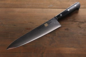 Iseya VG10 G-Series 33 Layer Damascus Japanese Chef's Gyuto Knife 210mm - Seisuke Knife