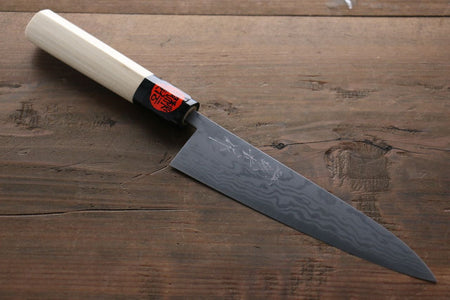 Shigeki Tanaka VG10 Nashiji Finish Petty Japanese Chef Knife 150mm