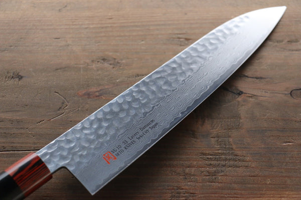 Iseya VG10 33 Layer Damascus Japanese Chef's Gyuto Knife, 210mm