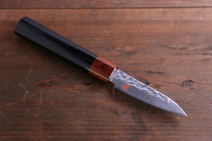 Iseya 33 Layer Damascus Petty-Utility Japanese Chef Knife 80mm - Seisuke Knife