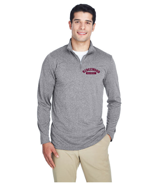 Men's Cool/Dry Performance Quarter Zip