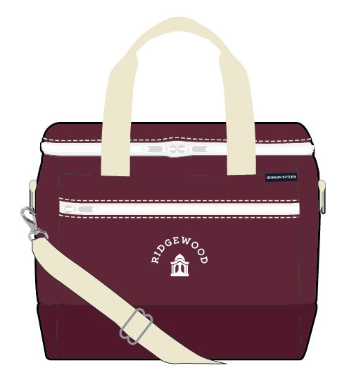 CANVAS COOLER BAG by HUDSON SUTLER (RHS ALUMNI)