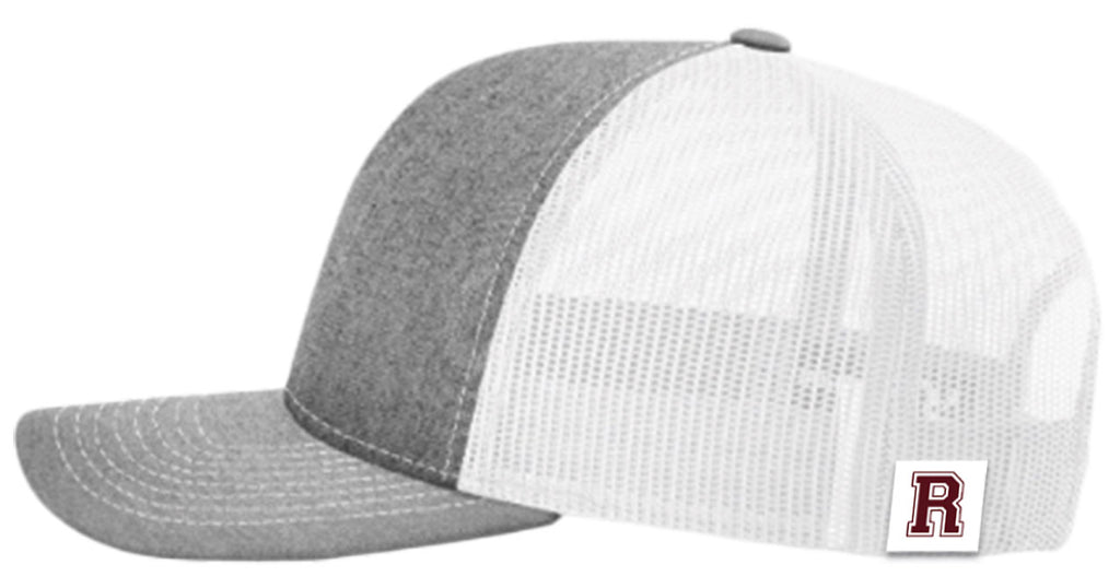 RHS Alumni Trucker Hat - GREY