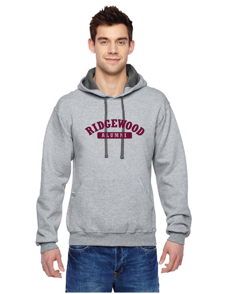 Unisex Adult Hooded Sweatshirt