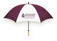 RHS Alumni Umbrella - LOCAL DELIVERY ONLY