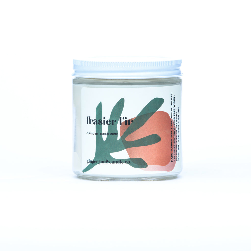 frasier fir • terra collection • non toxic soy candle