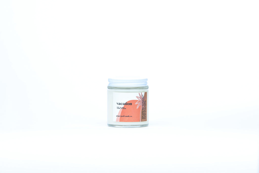 vacation • terra collection • non toxic soy candle