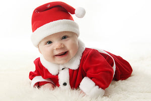 Cute Baby Outfits for the Christmas Season