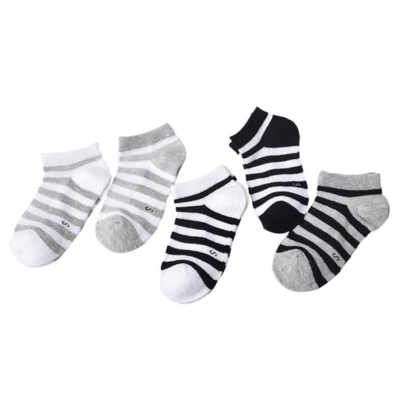 Spring Stripped Baby Socks