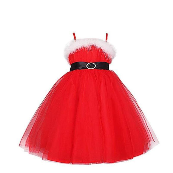 Kylie Adorable Red Princess Dress
