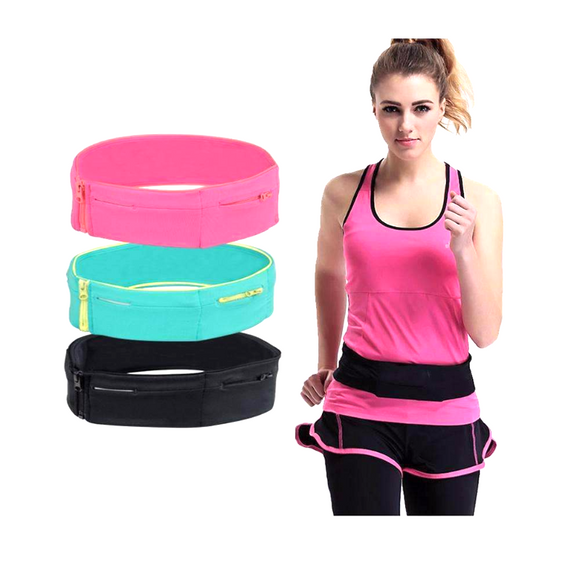 Professional Elastic Running & Jogging Waist Bag