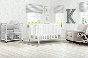 Delta Children Lancaster 3 in 1 Convertible Crib - Gaia Spot