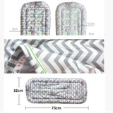 Cotton Stroller Mat