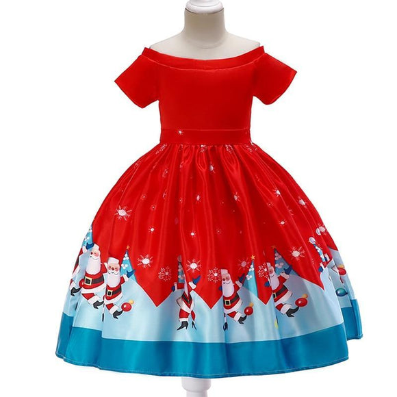 Leanne Christmas Party Dress