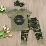 Camo Baby Boy Outfit