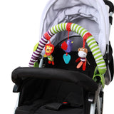 Cartoon Activity Bar stroller