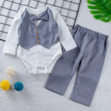 Baby Boy Gentleman Outfit