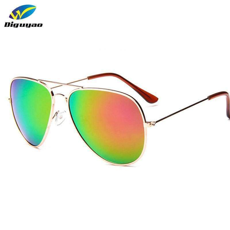 193d756b2f ... Trendy Sunglasses Aviator Style 100%UV Protection for Kids   Babies ...
