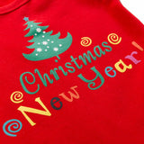 "Dominic ""Merry Christmas"" Long Sleeve Baby Clothes Set"
