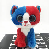 Colorful Cute Big Eyes Stuffed Animal