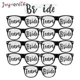"Acerra ""Team Bride"" Wedding Party Glasses"