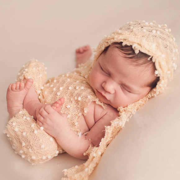 Demi Adorable Baby Photography Props with Hat