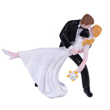 Bride Groom Wedding Cake Topper