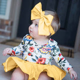 Infant Summer Outfits Set Patchwork Chic