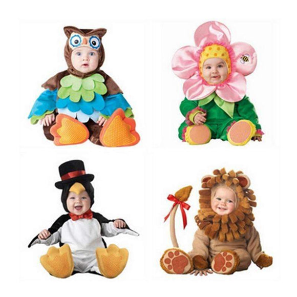 Lovely Baby Animal Halloween & Christmas Costume