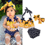 New Summer Baby Girl Bikini Suit Swimsuit