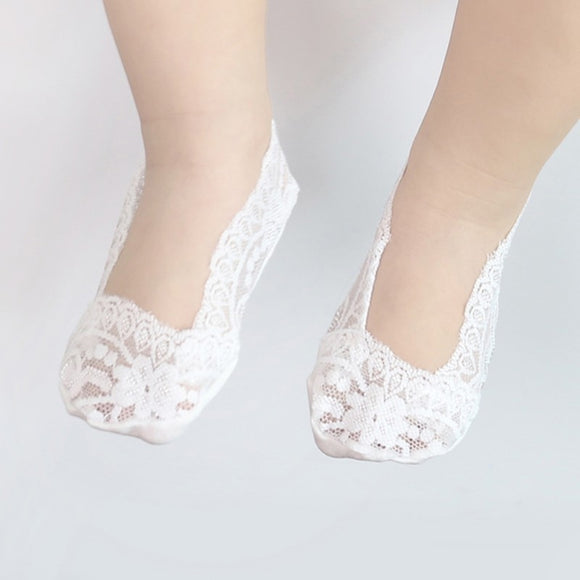 Summer Lace Breathable Children Socks